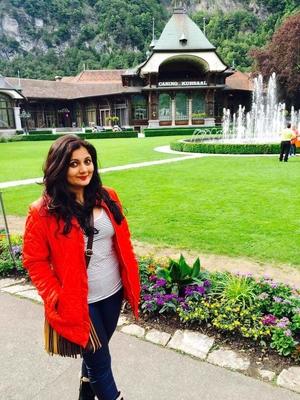 Shweta Bourai Travel Blogger