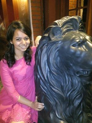 Indira Swetha Itchapurapu Travel Blogger