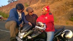 Darpan Bhamare Travel Blogger