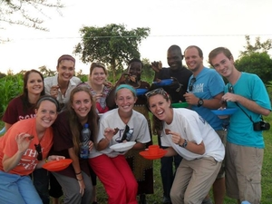 Volunteer in Kenya with KVCDP