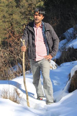 Jeeten Thapa Travel Blogger