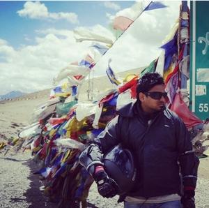 Ruthvik Chowdary Travel Blogger