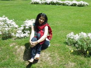Tasneem Merchant Travel Blogger