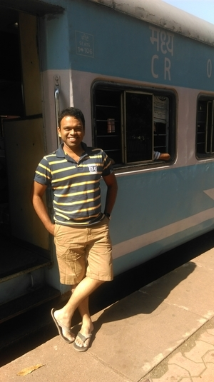 Sahil Nandanvar Travel Blogger
