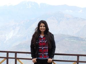 Anuradha Saha Travel Blogger