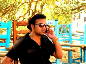 Abhijat Solanki Travel Blogger