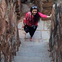 Sonam Jaiswal Travel Blogger