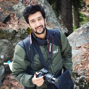 Jibran Khan Travel Blogger