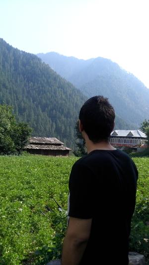 Ishaan Banerjee Travel Blogger