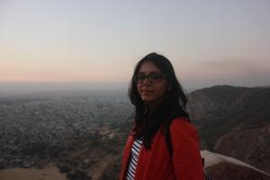 Sharanya Cousik Travel Blogger