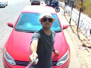 Manish Menon Travel Blogger
