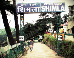 Shimla – A Monsoon Epitome
