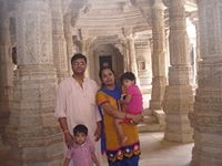 Vibha Jain Travel Blogger