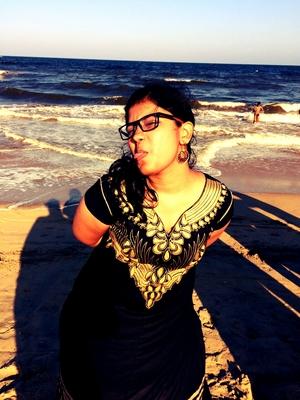 akshaya padma Varshini Travel Blogger