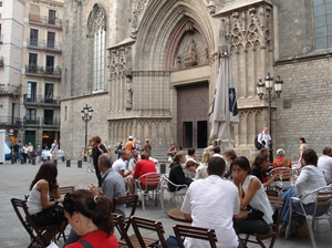 Barcelona: The Cathedral of the Sea