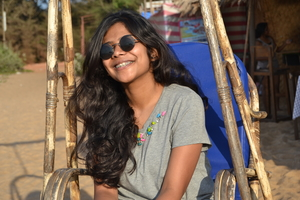 Mehera Radhakrishnan Travel Blogger