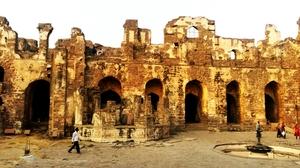 Golconda Fort- City Of Nawabs