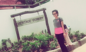 Road trip to Heritage Winery