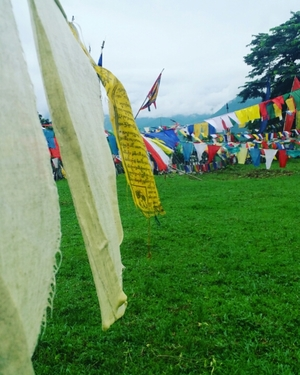 Unplanned journeys have the best memories: to Phunstoling, Bhutan