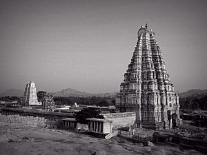 Hampi- Let those architecture tell you the history of Vijayanagara