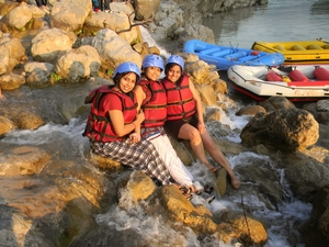 White River Rafting at Rishikesh- Memories Galore