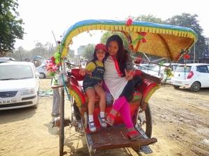 Birthday Weekend in the city of TAJ- AGRA