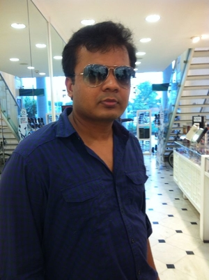 Krishna Agarwal Travel Blogger