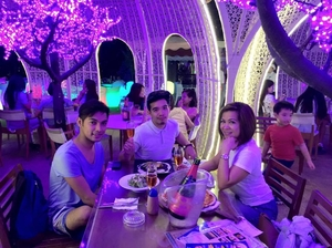 Cherry Mae Torres Antonio Travel Blogger