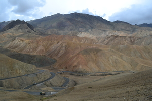 And I found my heaven-Ladakh