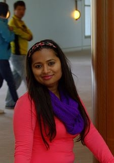 Akshatha Bangera Travel Blogger