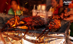 Have you explored the Versova Seafood Festival?