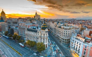 48 Hours in the Spanish Capital- Madrid