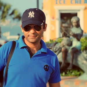 Nadeem Panjwani Travel Blogger