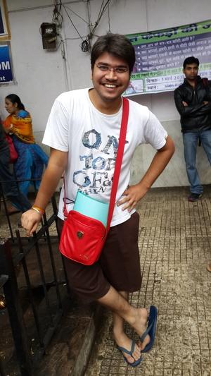 Akash Bhargava Travel Blogger
