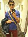 Shrey Chaudhary Travel Blogger