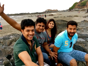 Sunburn Diaries - Bangalore to Goa
