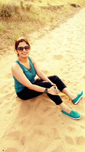 ADITI  Travel Blogger