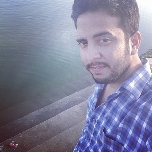 ankit Gandhi Travel Blogger