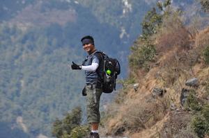 sachin thapa Travel Blogger