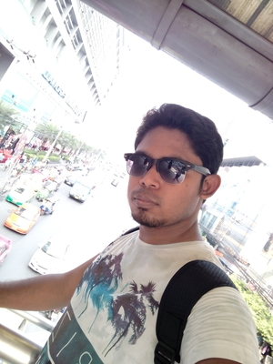 Jayanta Hazra Travel Blogger