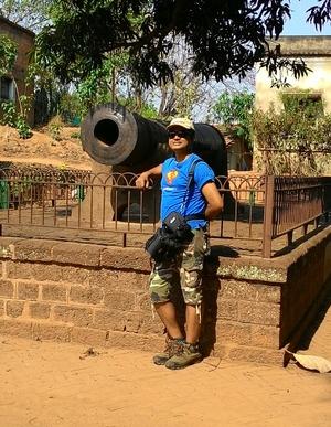 Sayantan Guin Travel Blogger
