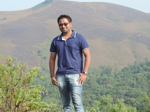 Arvind Vishwanath Travel Blogger