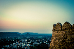 CHANDERI - Lost Architectural Gem of India