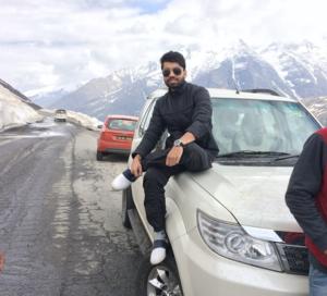 Kapil Yadav Travel Blogger