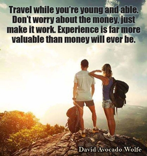 Ranbeer Singh Travel Blogger