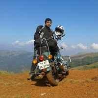 rathish nair Travel Blogger