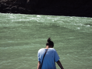 The Blues in Rishikesh