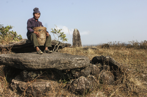The secrets of the monoliths in Meghalaya