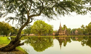 A guide to Happiness : Sukhothai