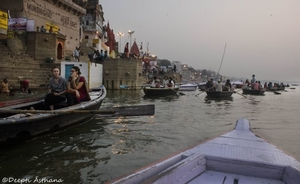 Varanasi, a bag full of happiness tied with the rope of reality